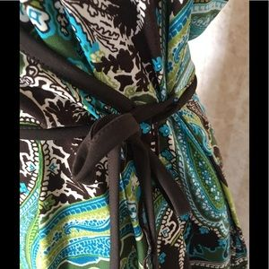 Apt. 9 Dresses - Apt. 9 wrap dress.